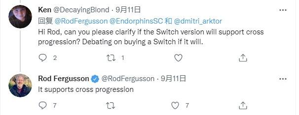 《暗黑破坏神2:重制版》NS版支持跨平台进度共享